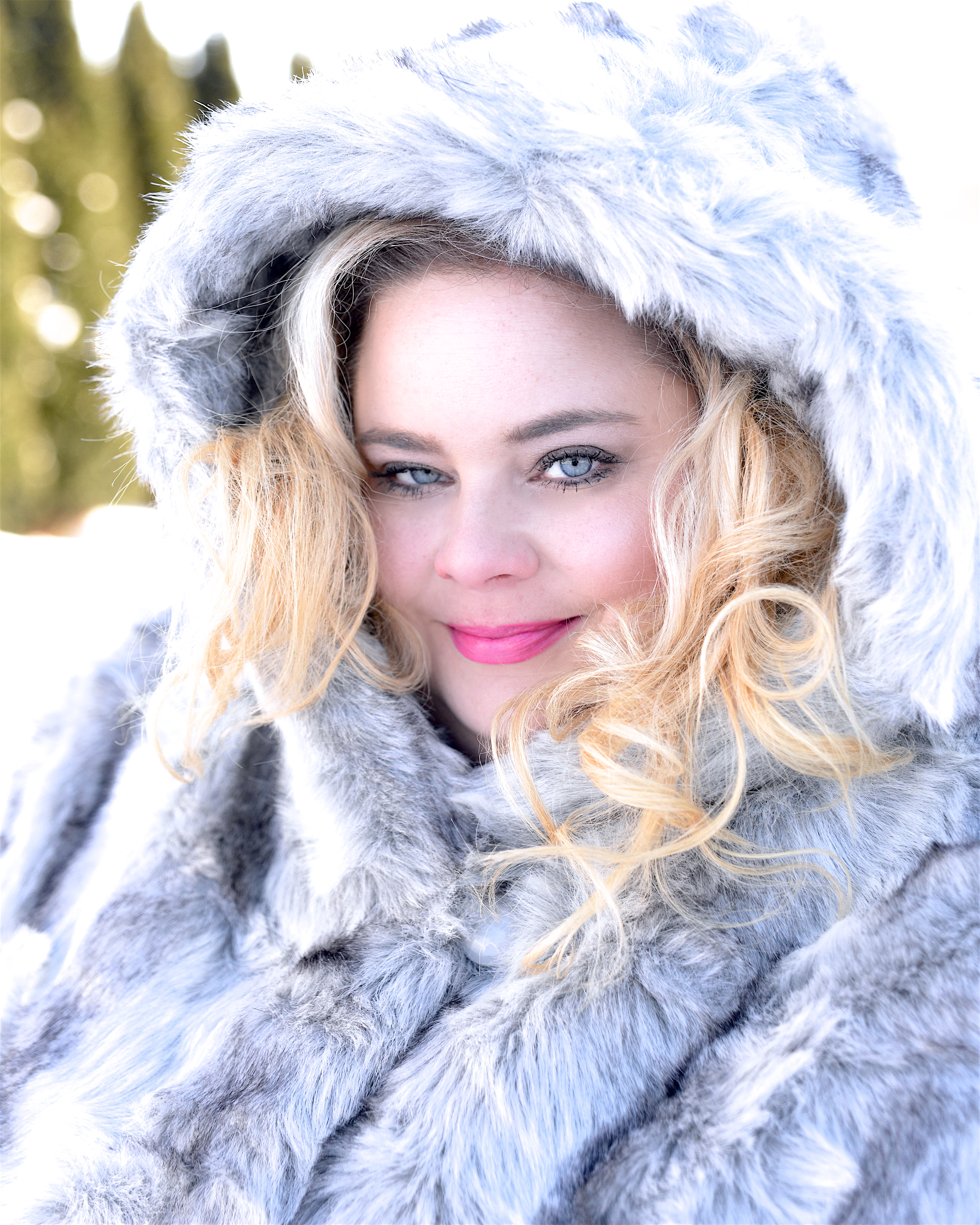 35dc1a43a8623 This entire look is centered around this gorgeous faux fur coat by Roaman s.  Faux fur is one of the fall and winter s hottest trends and the fact that  it is ...