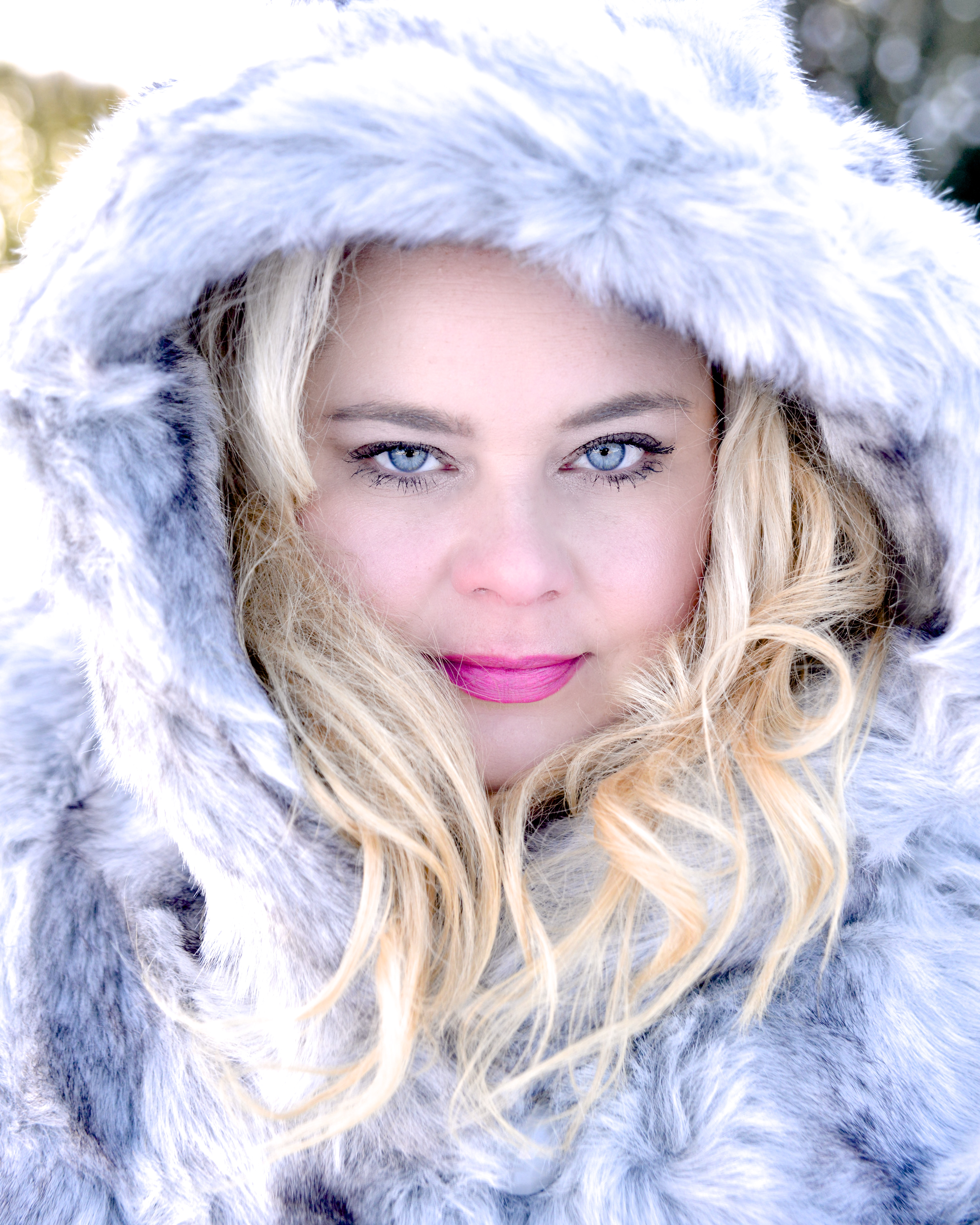 ca6a2c1eb7869 Faux Fur Coat by ROAMAN s via FULL BEAUTY