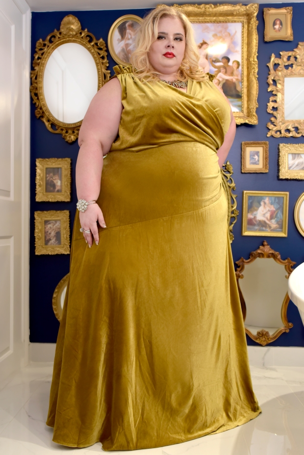 0e889cfb There has been a lot of discussions and opinions this red carpet season  about the lack of plus size options and that designers are not willing to  work with ...
